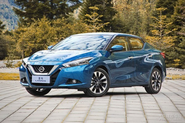 Nissan Lannia China October 2015. Picture courtesy cnwnews.com