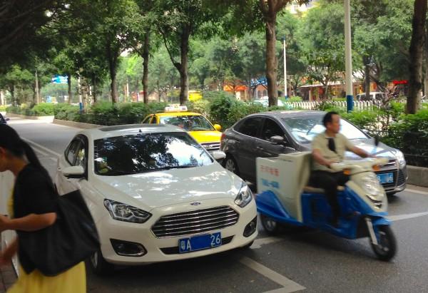 Ford Escort Guangzhou