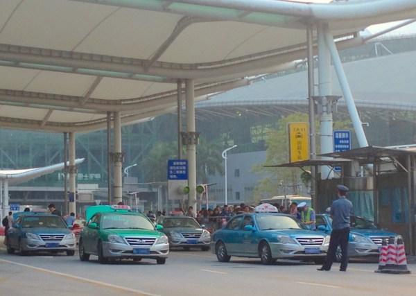 Hyundai Sonata MoInca Taxi Guangzhou 2