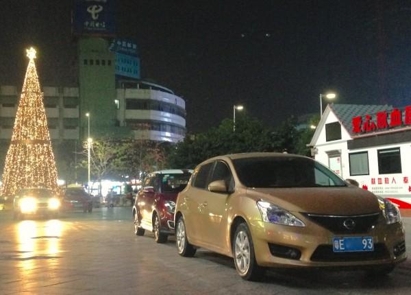Nissan Tiida Foshan