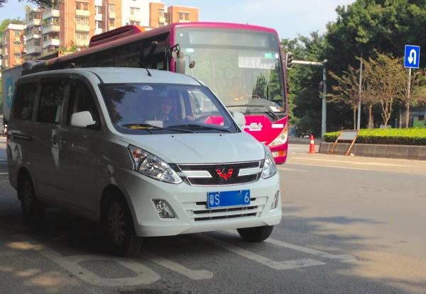 Wuling Hongguang V Guangzhou