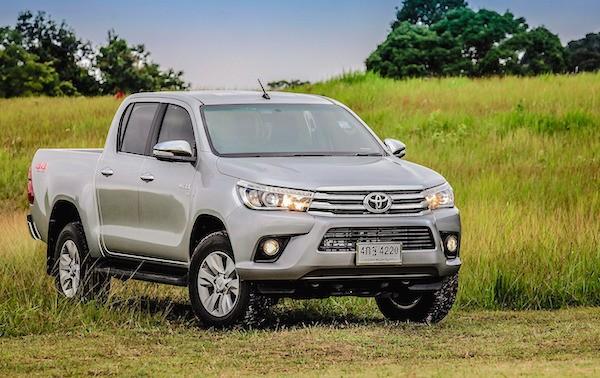 Toyota Hilux Honduras 2015. Picture courtesy gmcarmagazine.com