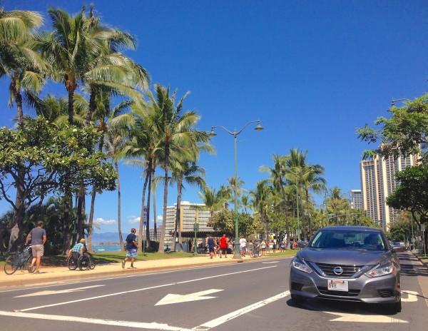 2. Nissan Sentra Honolulu