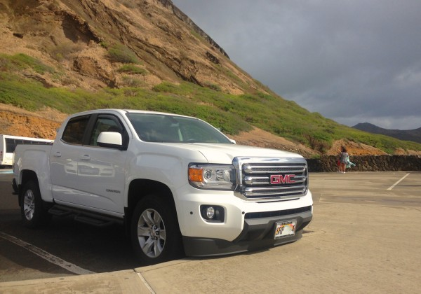 GMC Canyon Makapu'u Point