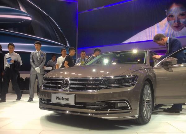 VW Phideon