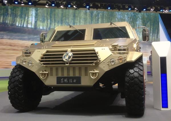 Dongfeng Humvee