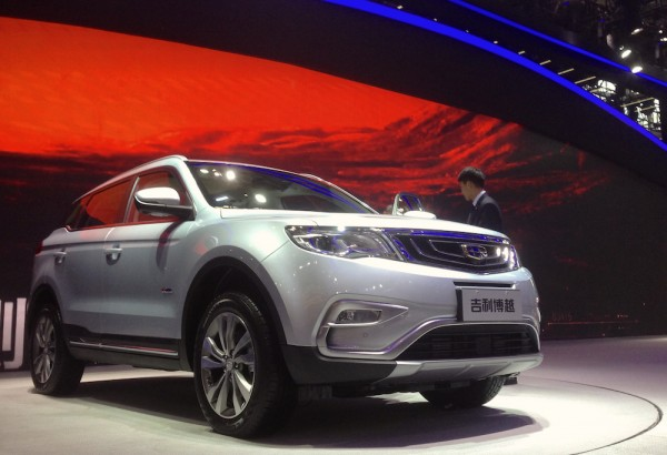 Geely Boyue Pic2