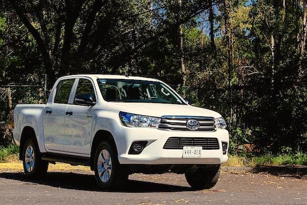 Toyota Hilux Solomon Islands 2015. Picture courtesy autocosmos.com.mx