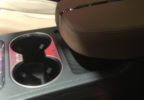 Zotye T600 Sport interior 3
