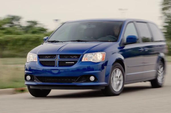 Dodge Grand Caravan Canada 2016. Picture courtesy caranddriver.com