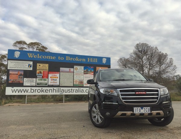 Haval H8 Broken Hill 1