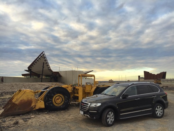 Haval H8 Broken Hill 3
