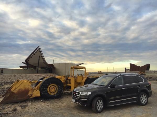 Haval H8 Broken Hill 3