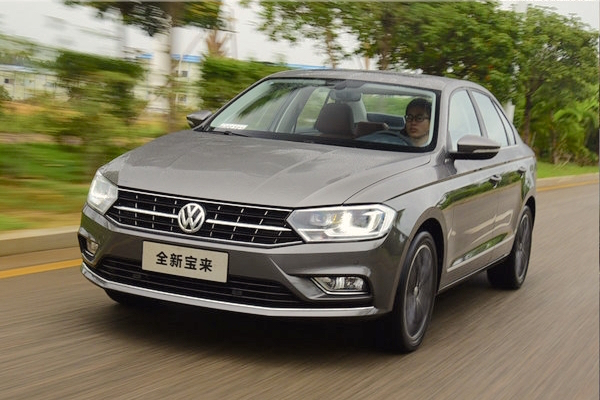 VW Bora China May 2016. Picture courtesy gouchezj.com