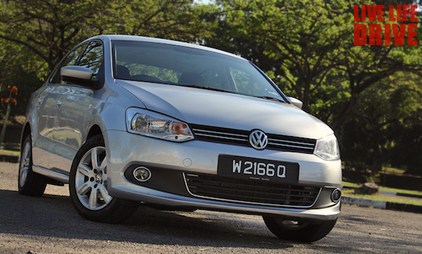 VW Polo Malaysia April 2016. Picture courtesy carlist.my