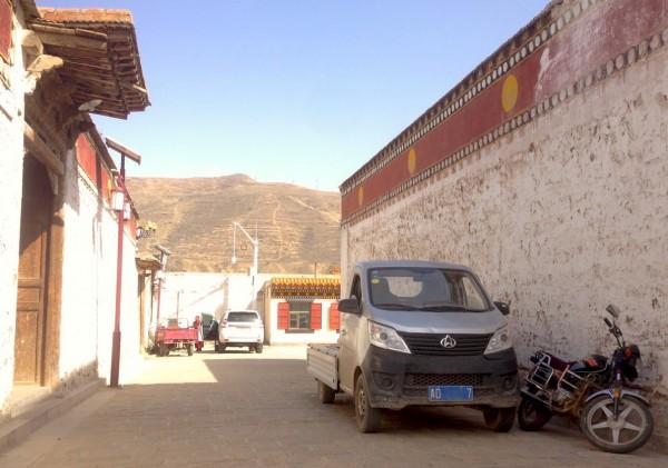 Chana Mini Truck  Tongren China 2016 Pic2