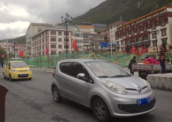 Changan Benben Kangding China 2016