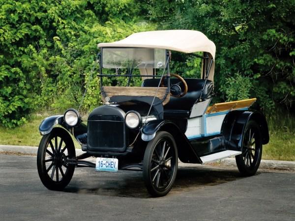 Chevrolet Model 490 Pickup 1916
