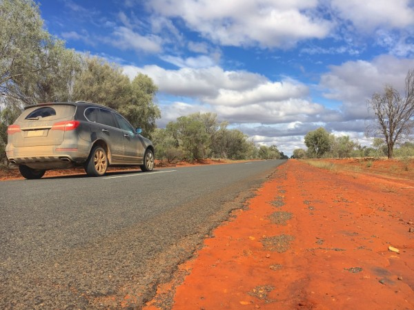 Haval H8 Charleville to Cunnamulla