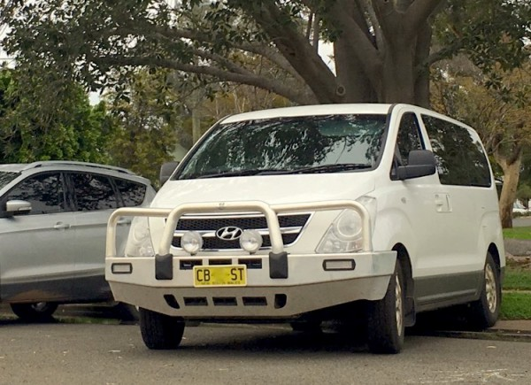 Hyundai Starex Bourke