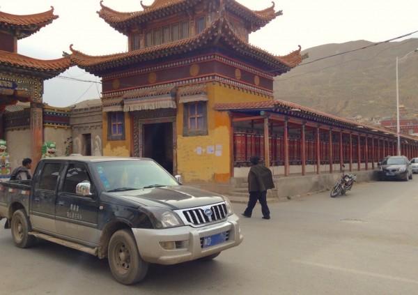 JAC Pickup Tongren China 2016