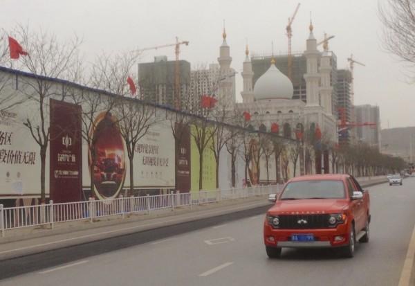 Kawei Pickup Xining China 2016