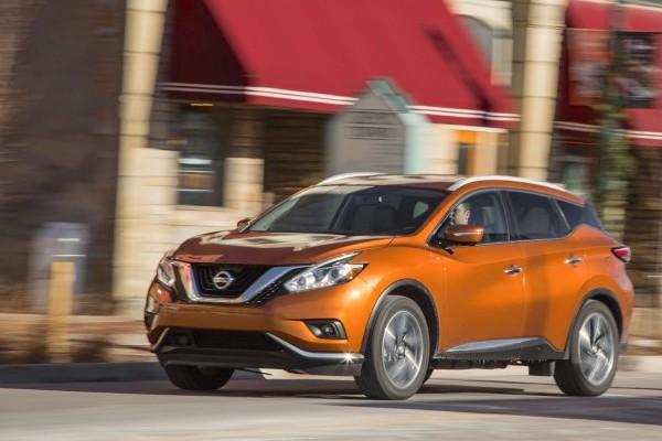 Nissan Murano Canada June 2016. Picture courtesy caranddriver.com