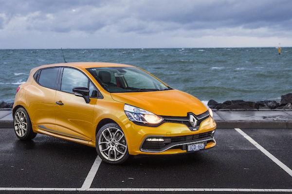 Renault Clio Slovenia 2016. Picture courtesy caradvice.com.au