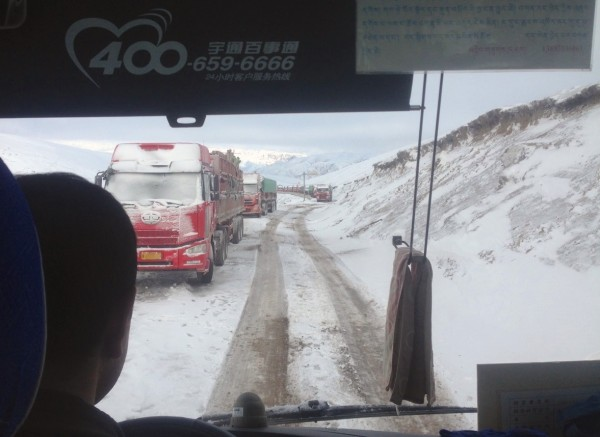Xiahe Xining Road China 2016 Pic6