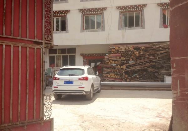 Zotye T600 Kangding China 2016