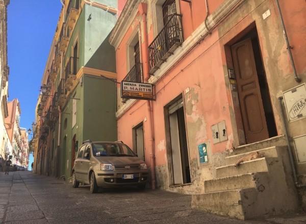 2. Fiat Panda Cagliari Sardinia