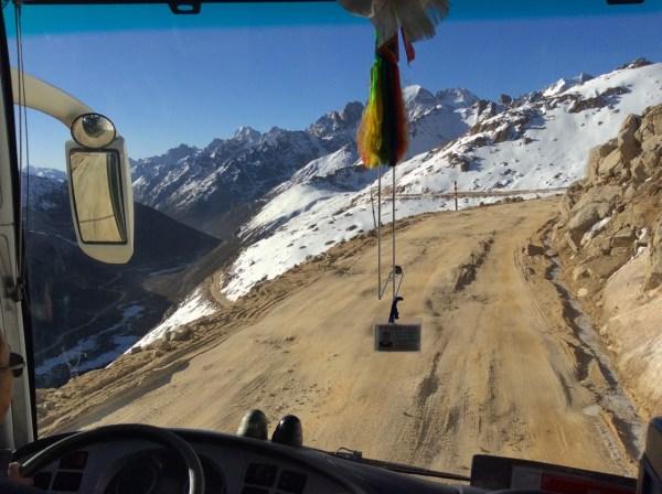 Chola Pass 12