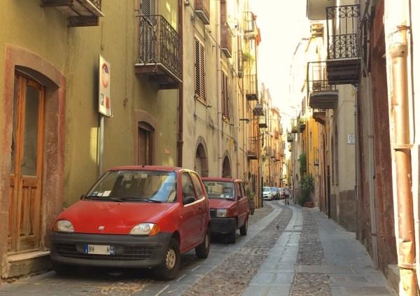 Fiat Seicento Bosa Sardinia