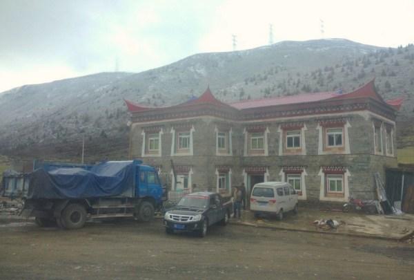Kangding Derge road Pic2