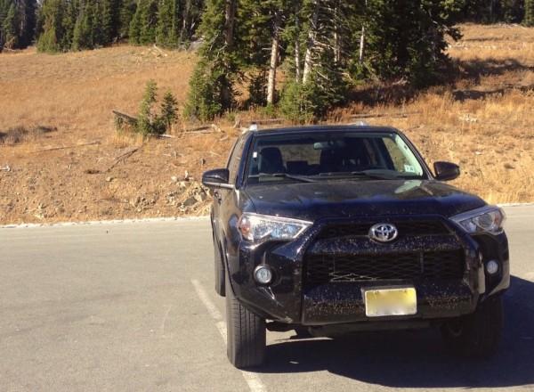 Toyota 4Runner Yellowstone NP