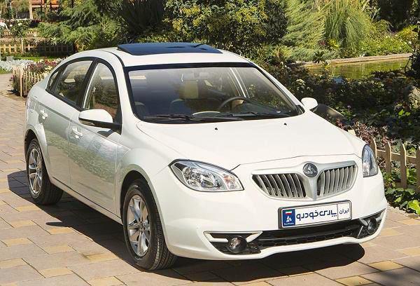 Iran Best Selling Cars Blog