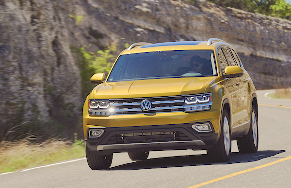 Usa best selling cars blog the vw atlas is the best selling recent launch in the us continuing on september sciox Image collections