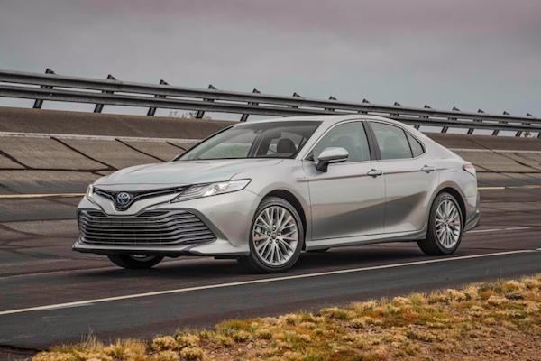 Saudi Arabia Best Selling Cars Blog - Best toyota model