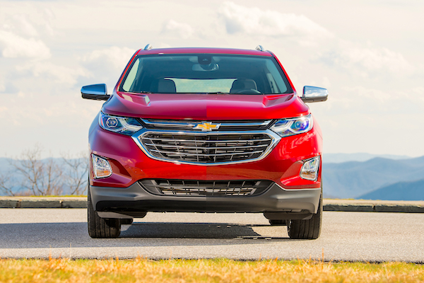 Usa best selling cars blog the chevrolet equinox 80 helps general motors up 119 this month sciox Image collections