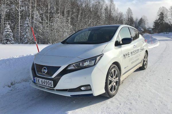 Resultado de imagem para 2018 nissan Leaf Norway