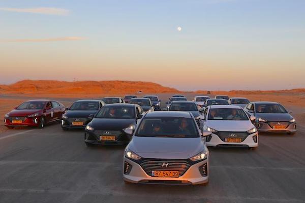 I 10 Toyota >> Israel March 2019 Hyundai Ioniq Retains Lead Ahead Of I10