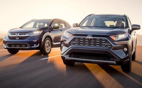 Honda Crv Incentives >> Usa August 2019 Fleet Incentives Lift Market To Largest