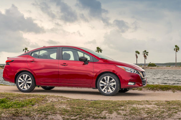 Mexico Full Year 2019 Nissan Versa 1 For 4th Straight Year