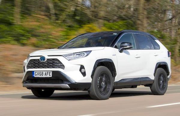 uk january 2020  now with top 120 models  u2013 best selling cars blog