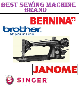 best sewing machine brand
