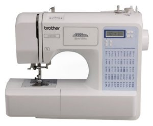Brother Project Runway CS5055PRW – Best Beginners Computerized Sewing Machine