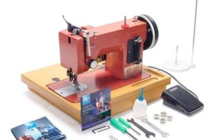Sailrite Heavy-Duty leather sewing machine