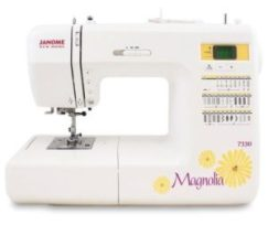 Buy Janome Magnolia 7330 Sewing Machine