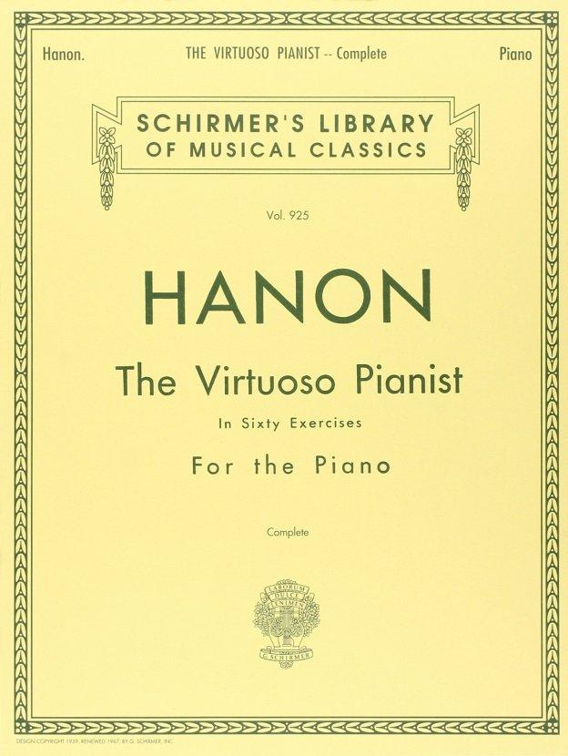 piano technique books