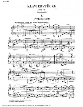 best edition Brahms